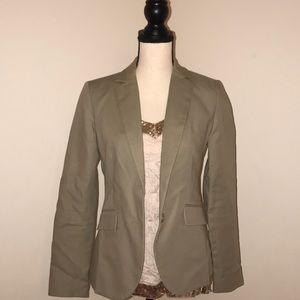 Women 2 Button Blazer.  New York & Co. Size 2